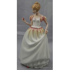 "Royal Doulton Figurine ""Gift of Love"" HN 3427"