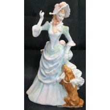 Royal Doulton Figurine 'Loyal Friend' HN 3358