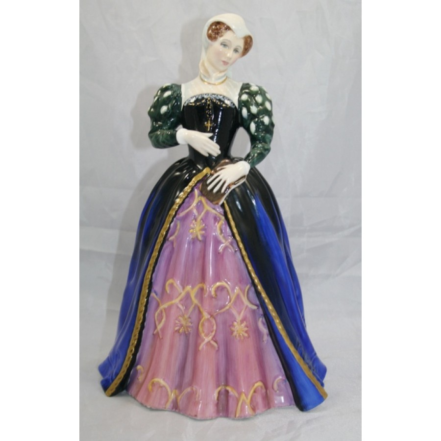 Royal Doulton Figurine 'Mary, Queen of Scots' HN 3142