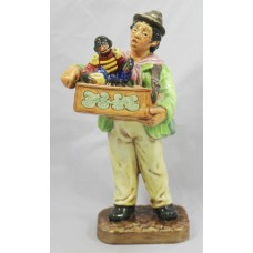 "Royal Doulton Figurine ""Organ Grinder"" HN 2713"