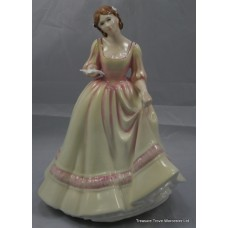 """Royal Doulton Figurine """"Yours Forever"""" HN 3354"""