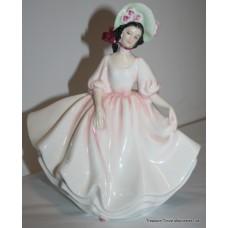 "Royal Doulton Figurine ""Sunday Best"" HN 2698"