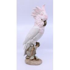 Royal Dux Cockatoo Bird Sculpture