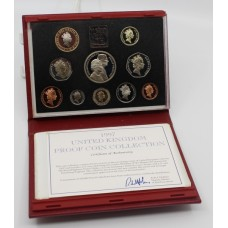 Royal Mint Cased 1997 Proof Coin Collection