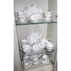 Royal Standard Fancy Free Fine Bone China Tea Service