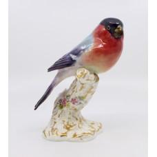 Royal Worcester Bird Bullfinch 2662