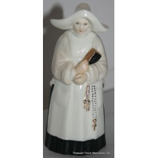 Royal Worcester Candle Snuffer Abbess