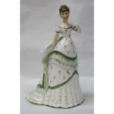Royal Worcester Belle of the Ball Figurine