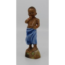 Royal Worcester Children of the Nations Figurine Burmah 3068