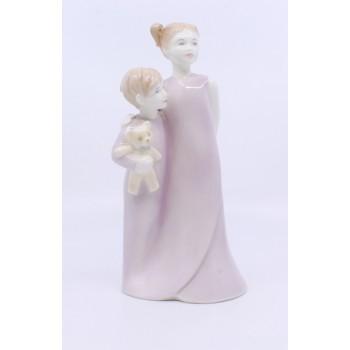Royal Worcester Figurine Children at Bedtime
