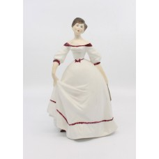 Royal Worcester Figurine Coming of Age