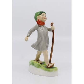 Royal Worcester Figurine Country Boy