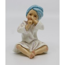 Royal Worcester Figurine India 3071