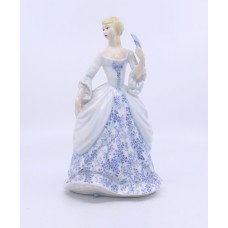 Royal Worcester Figurine Invitation