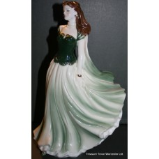 Royal Worcester Summer Romance Figurine 'Jane'