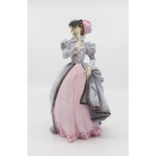 Royal Worcester Figurine Masquerade