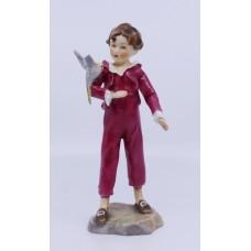 Royal Worcester Figurine Parakeet 3087