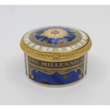 Royal Worcester Millenium Musical Trinket Box