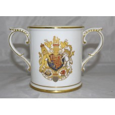 Royal Worcester Ltd Edition The Royal Marriage Loving Cup 1981