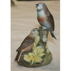 """Royal Worcester Bird """"Linnets"""" 3365"""