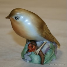 "Royal Worcester Bird ""Robin"" 3197"