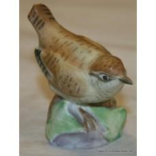 """Royal Worcester Bird """"Wren"""" 3198"""