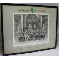Set of 6 Oxford University St Peter's Hall Framed College/Society/Sports Photographs