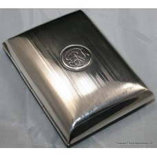 Silver Hip Cigarette Case 1946