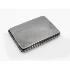 Solid Silver Case Birmingham 1935
