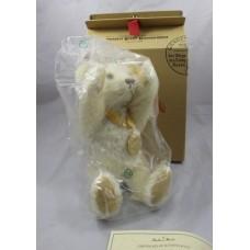 "Steiff 12 inch Teddy Bear ""The Millennium Bear"" Danbury Mint"