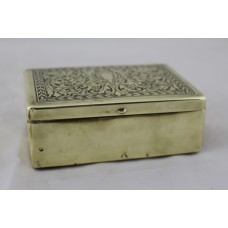 Vintage Brass State Express Cigarettes Box