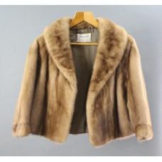 Vintage Fenwick Pastel Mink Jacket