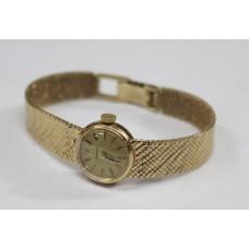 Vintage 1960's 9ct Gold Omega Ladies Wristwatch
