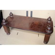 Vintage Bakelite Small Display Table Pedestal Stand
