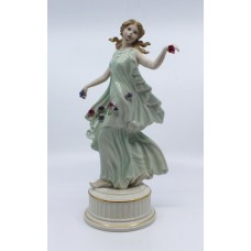 Wedgwood The Dancing Hours Fifth Figurine